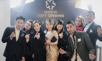 Timoti Beauty Indonesia First Indoor Event as Sponsorship